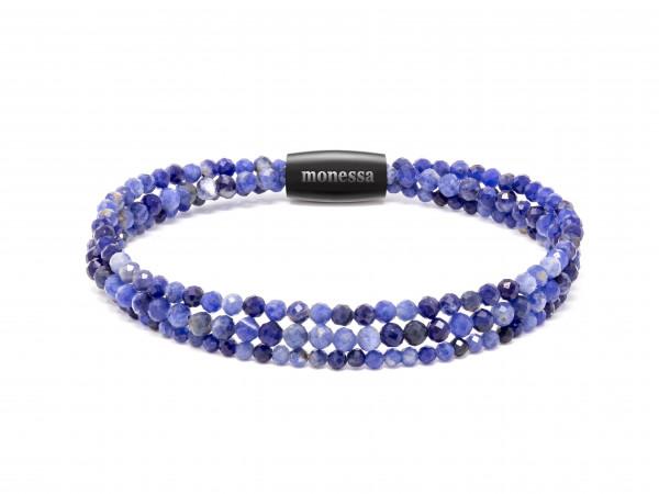 Armband Sodalith blau Monessa
