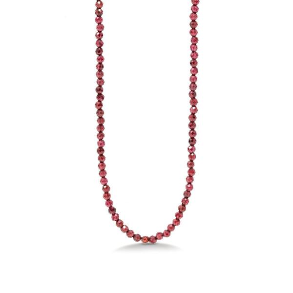 Halskette Granat Monessa