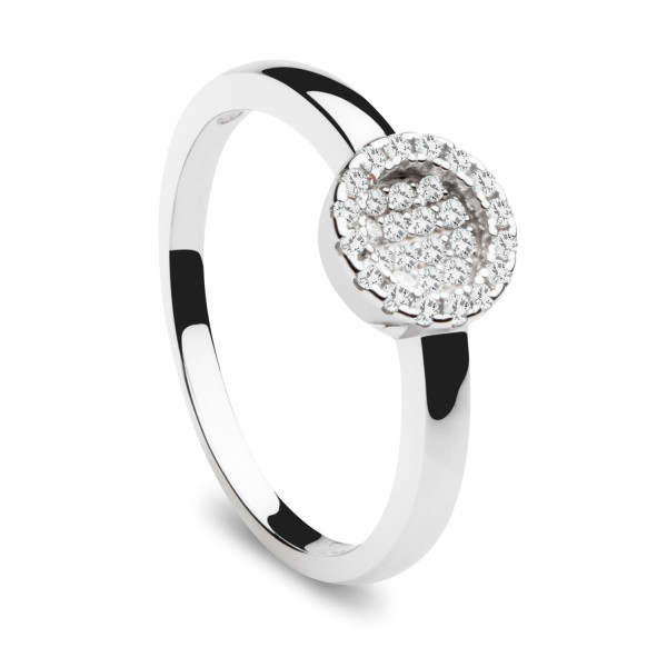 Silver Trends Ring Silber - ST1386