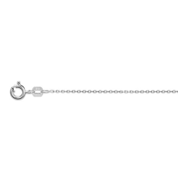 Kinder Halskette 925 Silber ca. 0,9 mm stark Ankerglieder