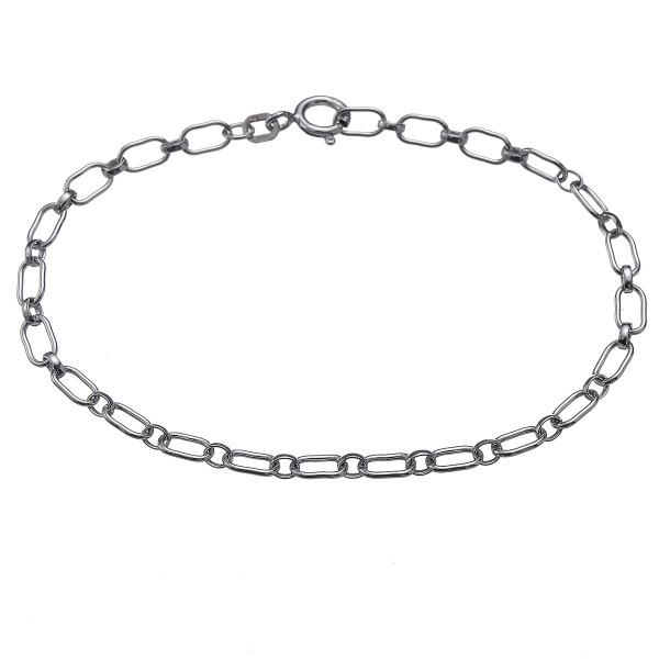 Silberarmband 925 Silber A.-Figaro