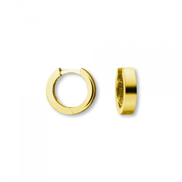Creolen ca. 12 mm 585 Gold