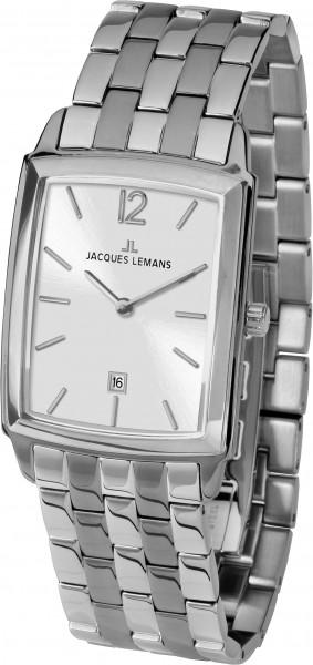 Jacques Lemans Uhr unisex 1-1904F weiss