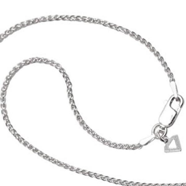 Zopfkette 925 Silber ca. 1,4 mm stark 69/0047/1/045