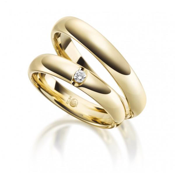 Trauringe 750 Gold Eheringe Hochzeitsringe