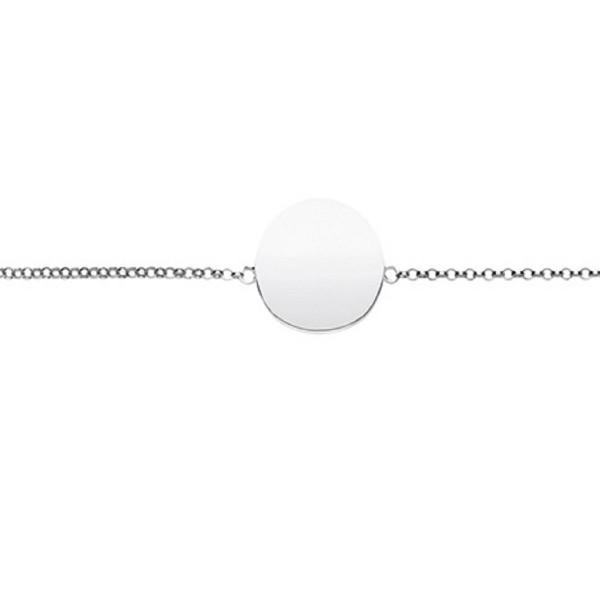 Armband zum gravieren 925 Silber von Nana Kay