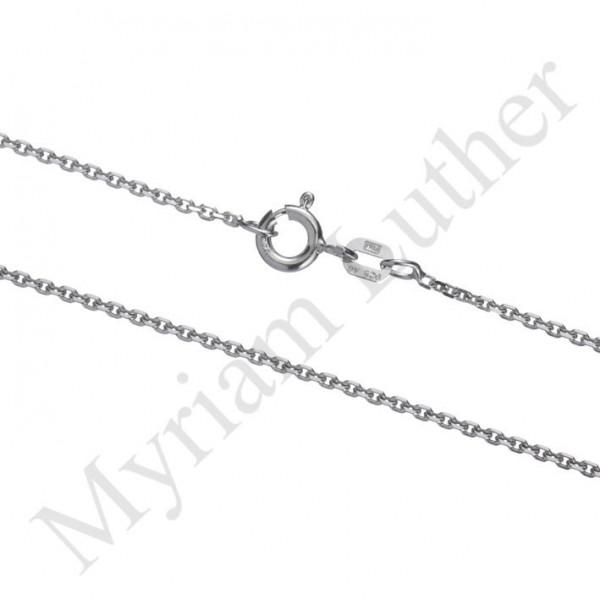 Ankerkette 925 Silber ca. 0,9 mm stark