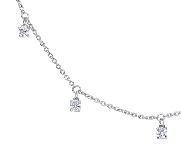 Collier Silber Diamonfire