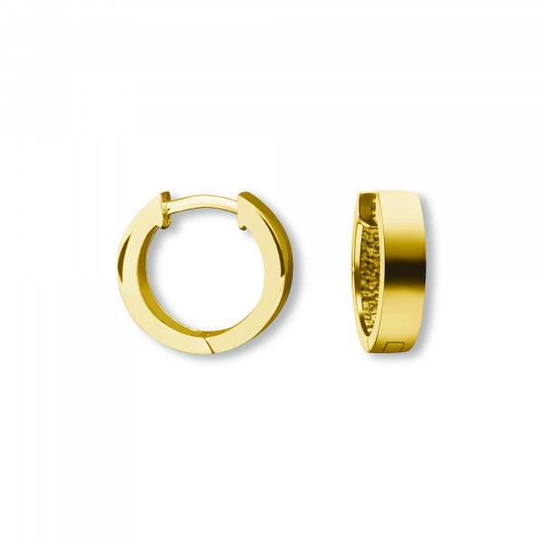 Creolen ca. 13 mm 585 Gold